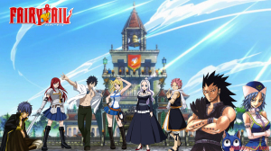 Fairy Tail Wallpapers HD Background