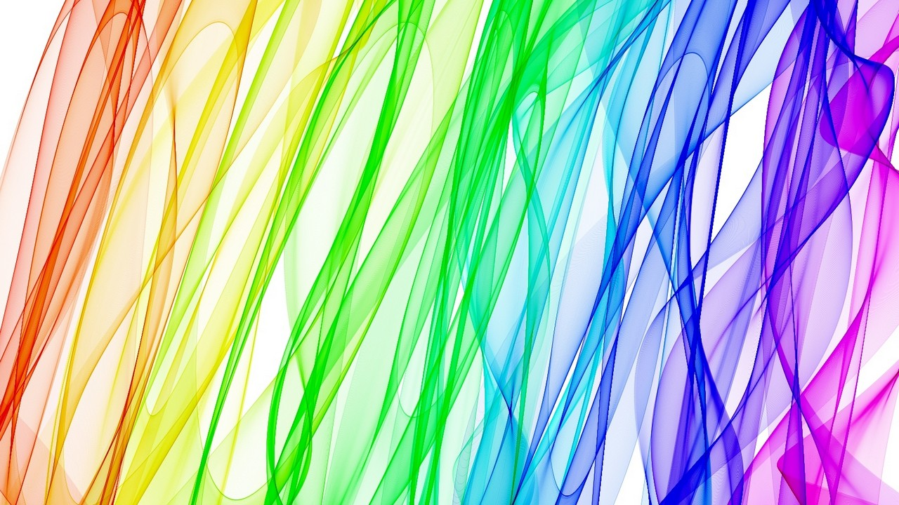 Rainbow Color Wallpaper Android HD