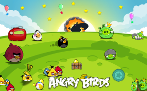 Angry Bird Wallpaper HD Background PC