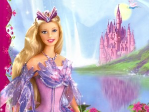 Barbie Wallpaper Android 1024x768