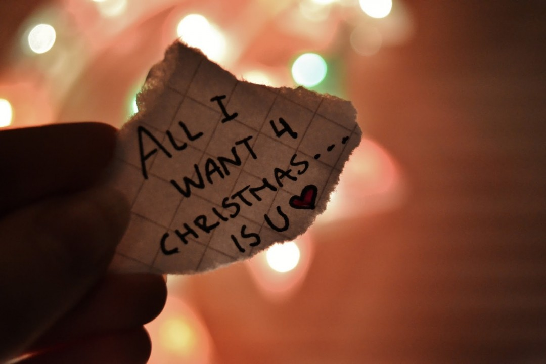 Christmas Love Quotes Wallpaper