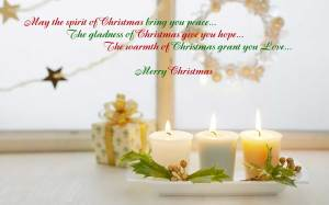 Christmas Quotes Wallpaper Image Picture
