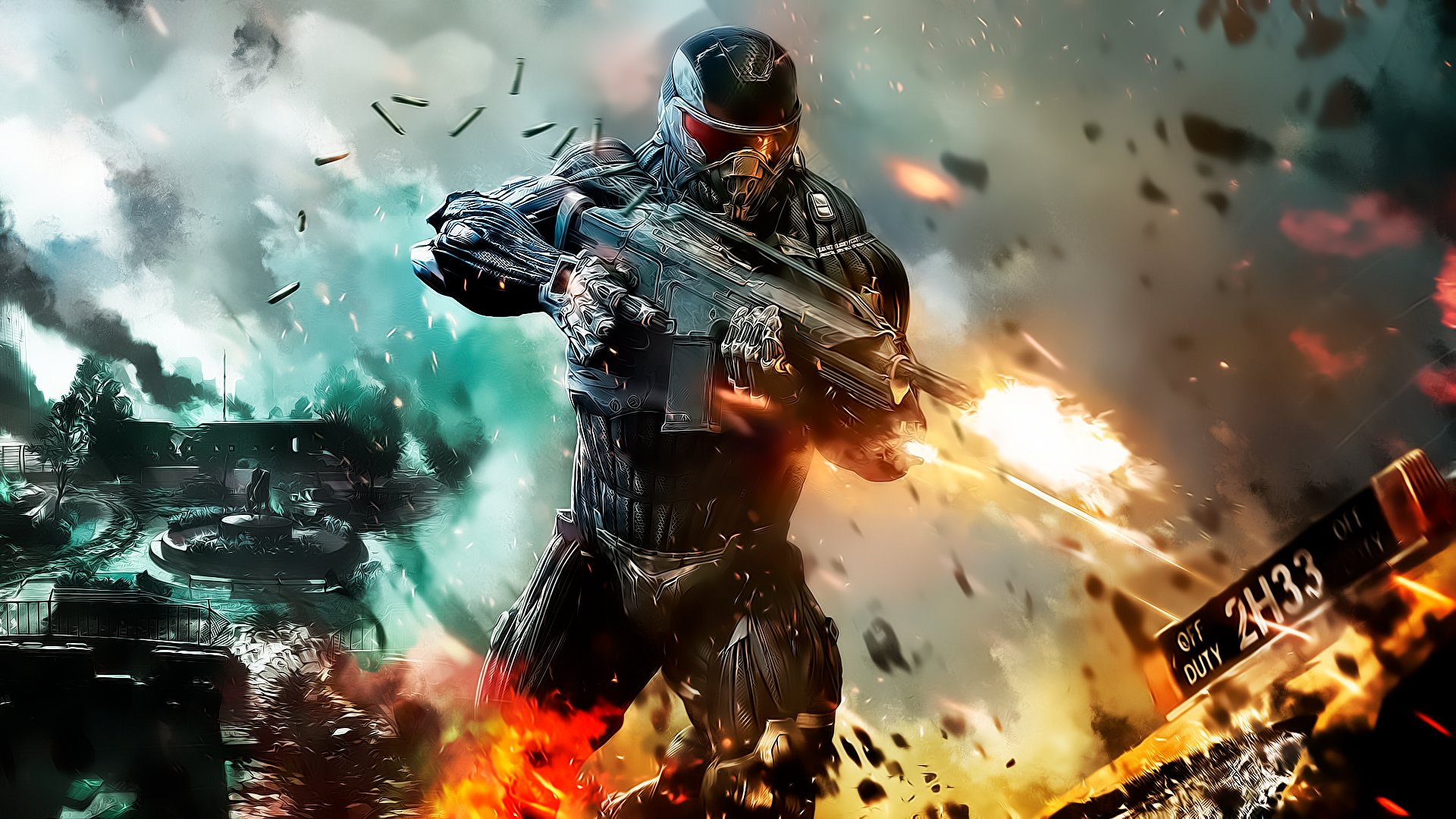 Crysis 3 Wallpaper High Definition