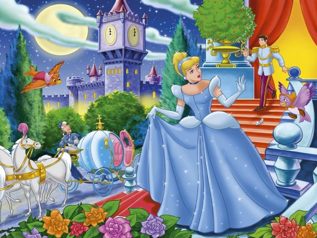 Disney Princess Wallpaper Iphone Blackberry
