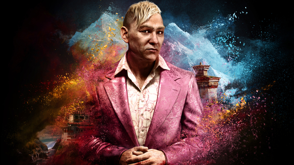 Far Cry 4 Wallpaper Backgrounds Walldiskpaper