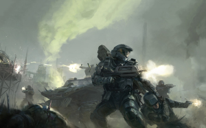 Final Halo Wallpapers HD