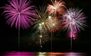 Fireworks Wallpaper Happy New Year Photos