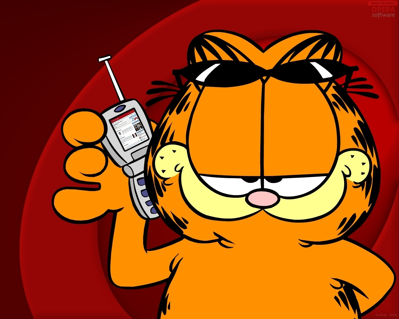 Garfield Wallpaper Screensaver HD