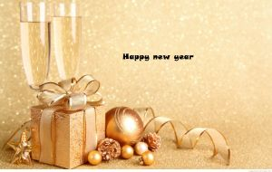 Happy New Year Cool Wallpaper