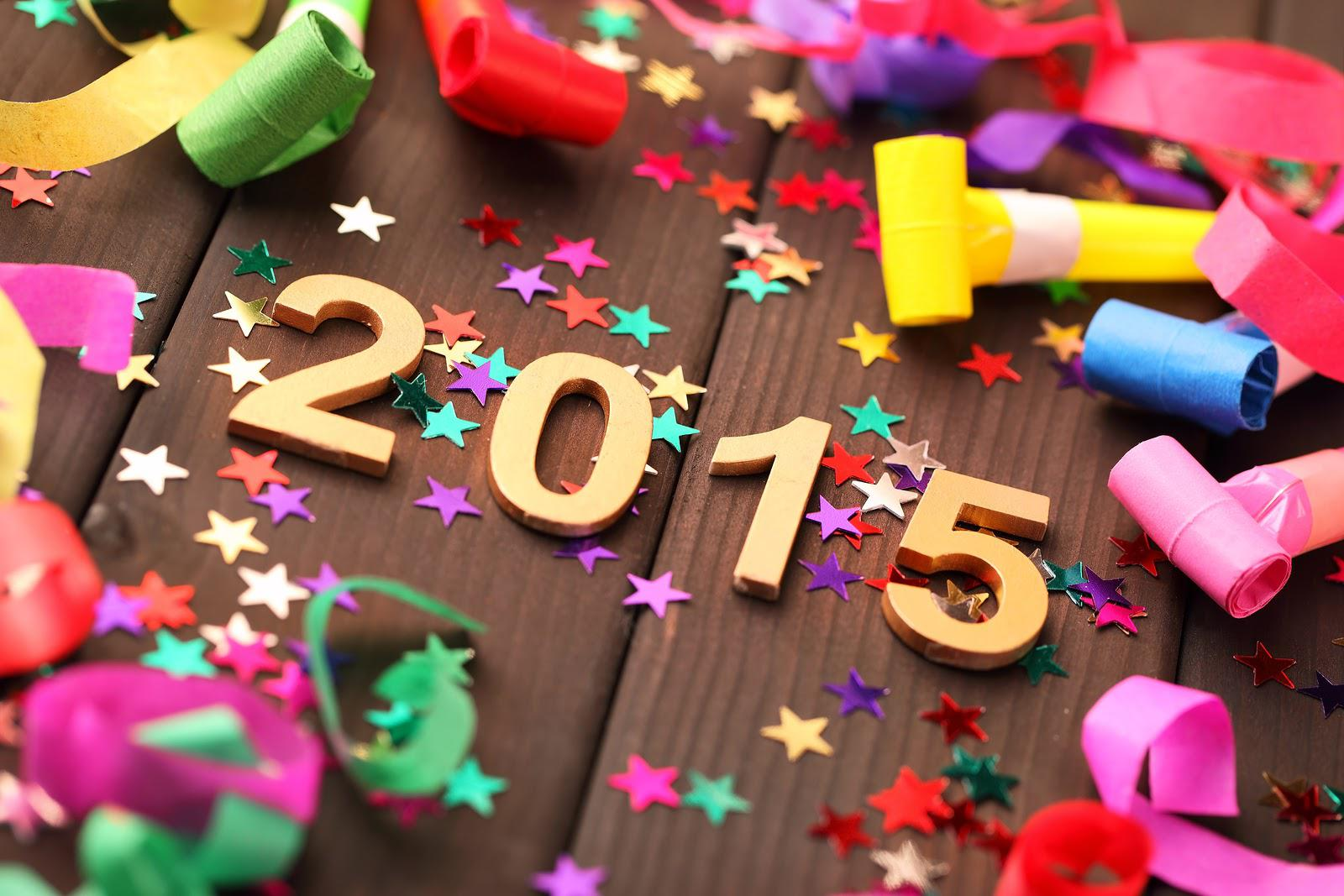 Happy New Year Wallpaper Themes 2015