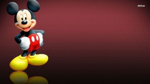 Mickey Mouse Wallpaper Funny