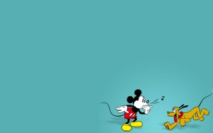 Mickey Mouse Wallpaper PC Desktop