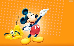 Mickey Mouse Walt Disney Wallpaper Windows