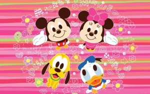 Minnie Mouse Pink Wallpapers