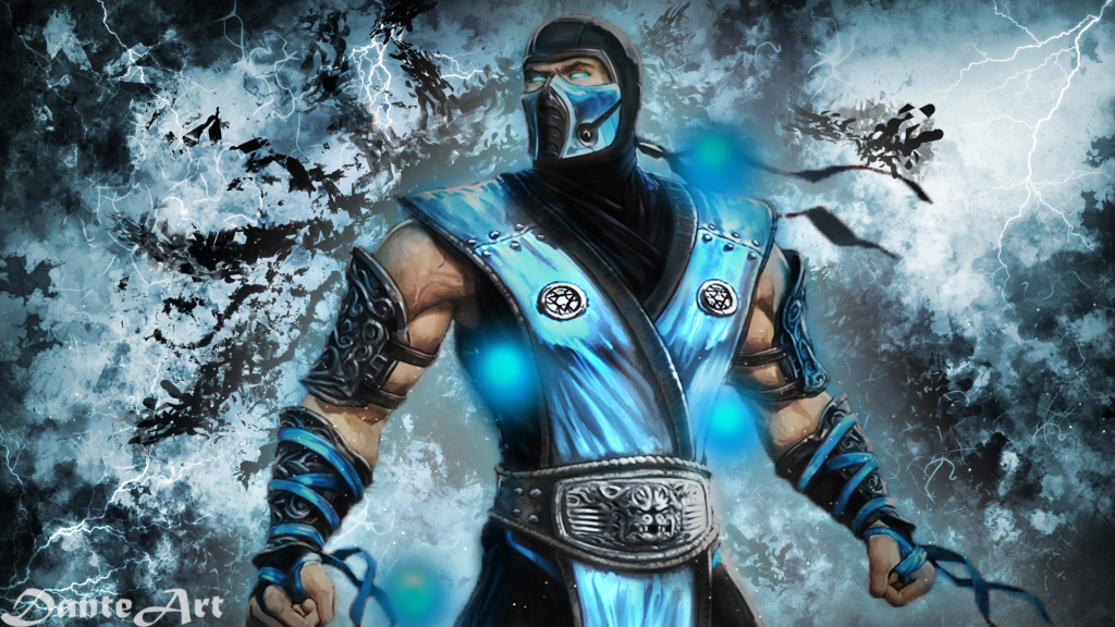 Mortal Kombat Wallpaper High Definition1