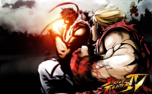 Ryu And Ken Street Fighter Wallpapers