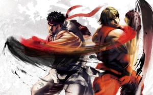 Street Fighter Wallpaper HD Backgrounds