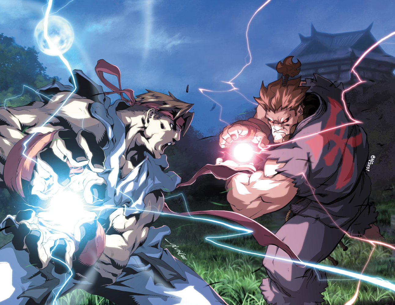 Street Fighter Wallpaper HD Download PC