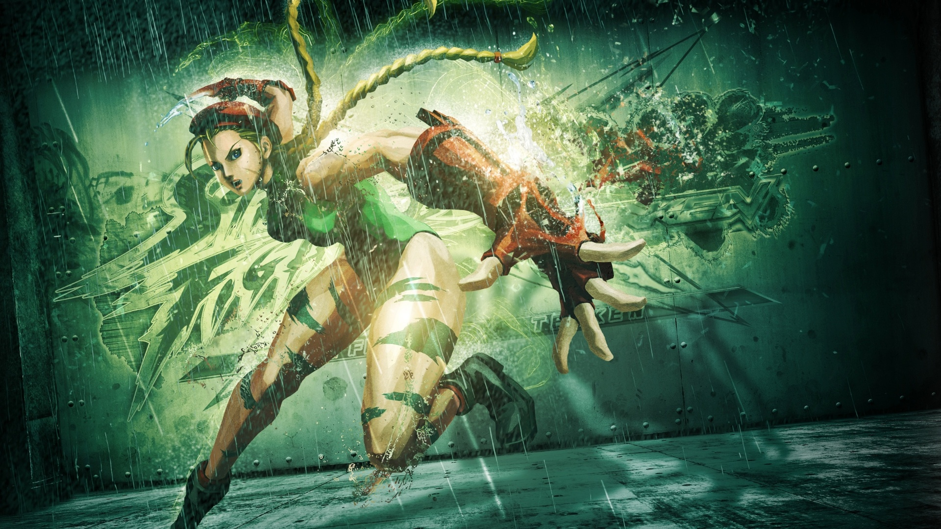 Street Fighter Wallpaper Image Picture