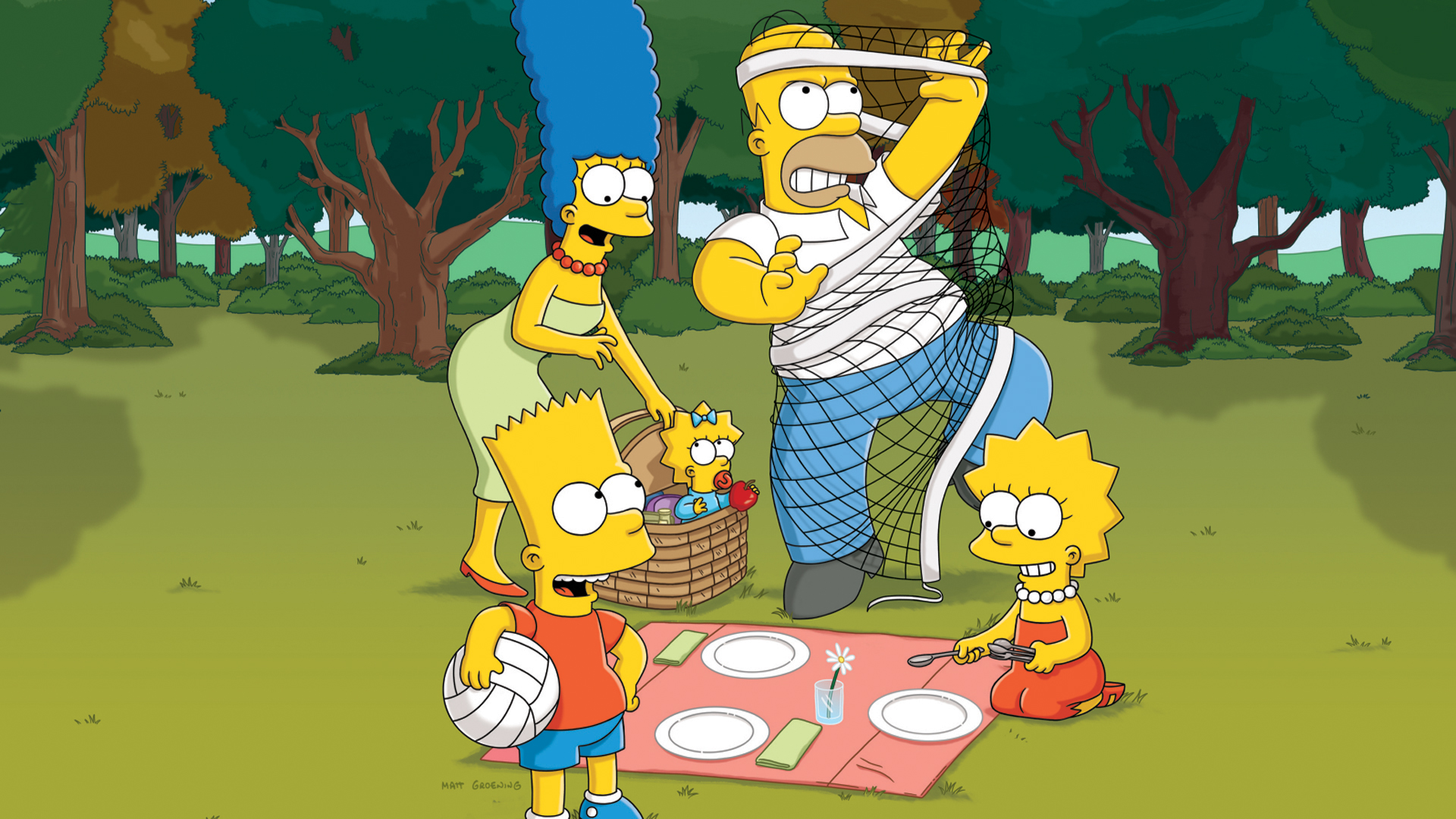 Download The Simpson Wallpaper Image Picture Full Size