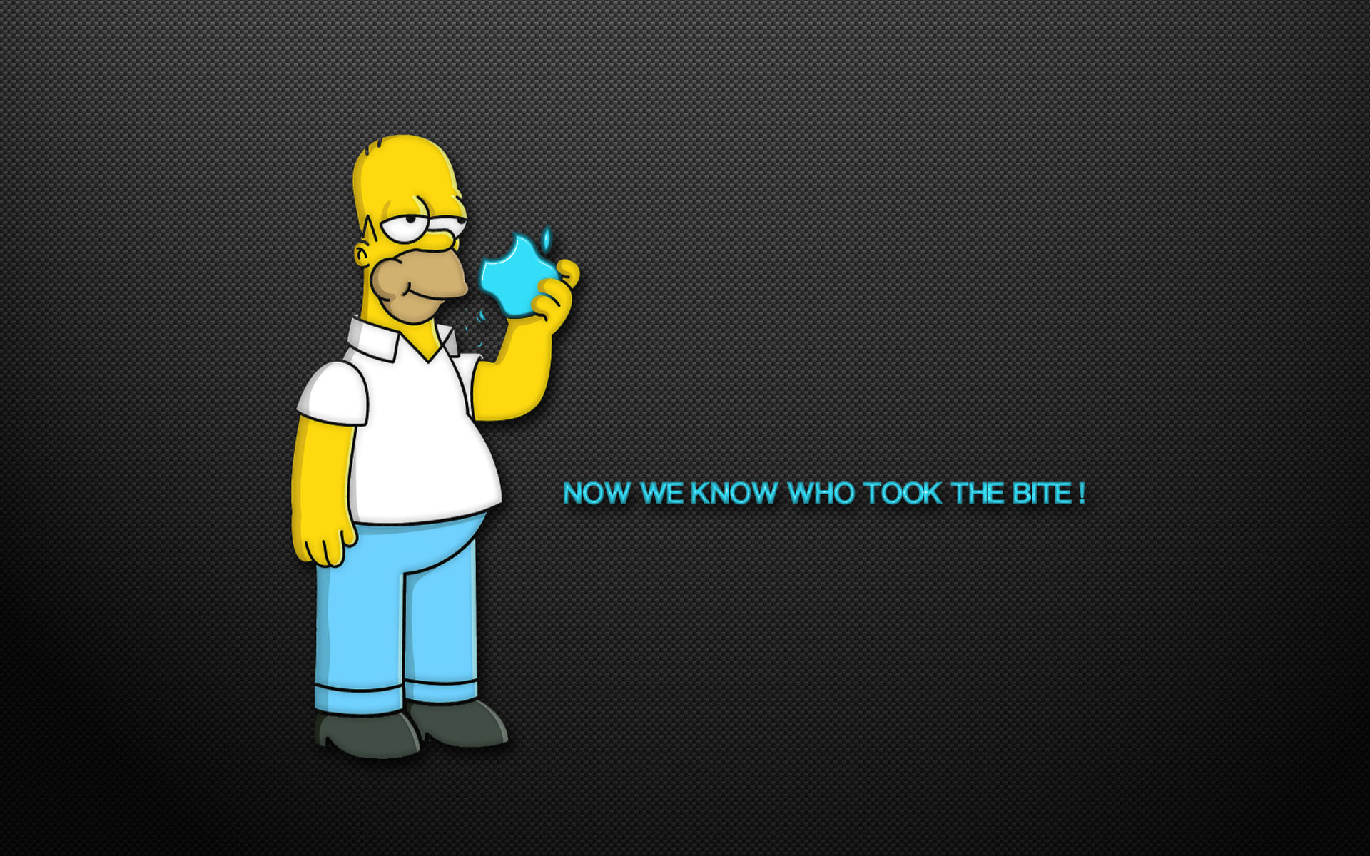 The Simpsons Wallpaper Computer