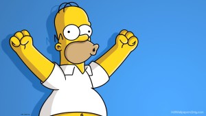 The Simpsons Wallpaper Iphone Mobiles HD
