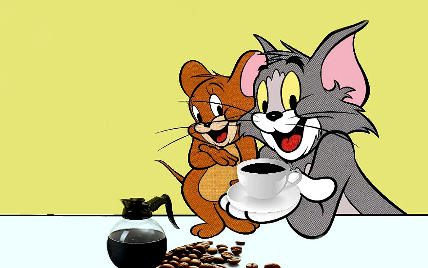 Tom And Jerry Wallpaper Computer