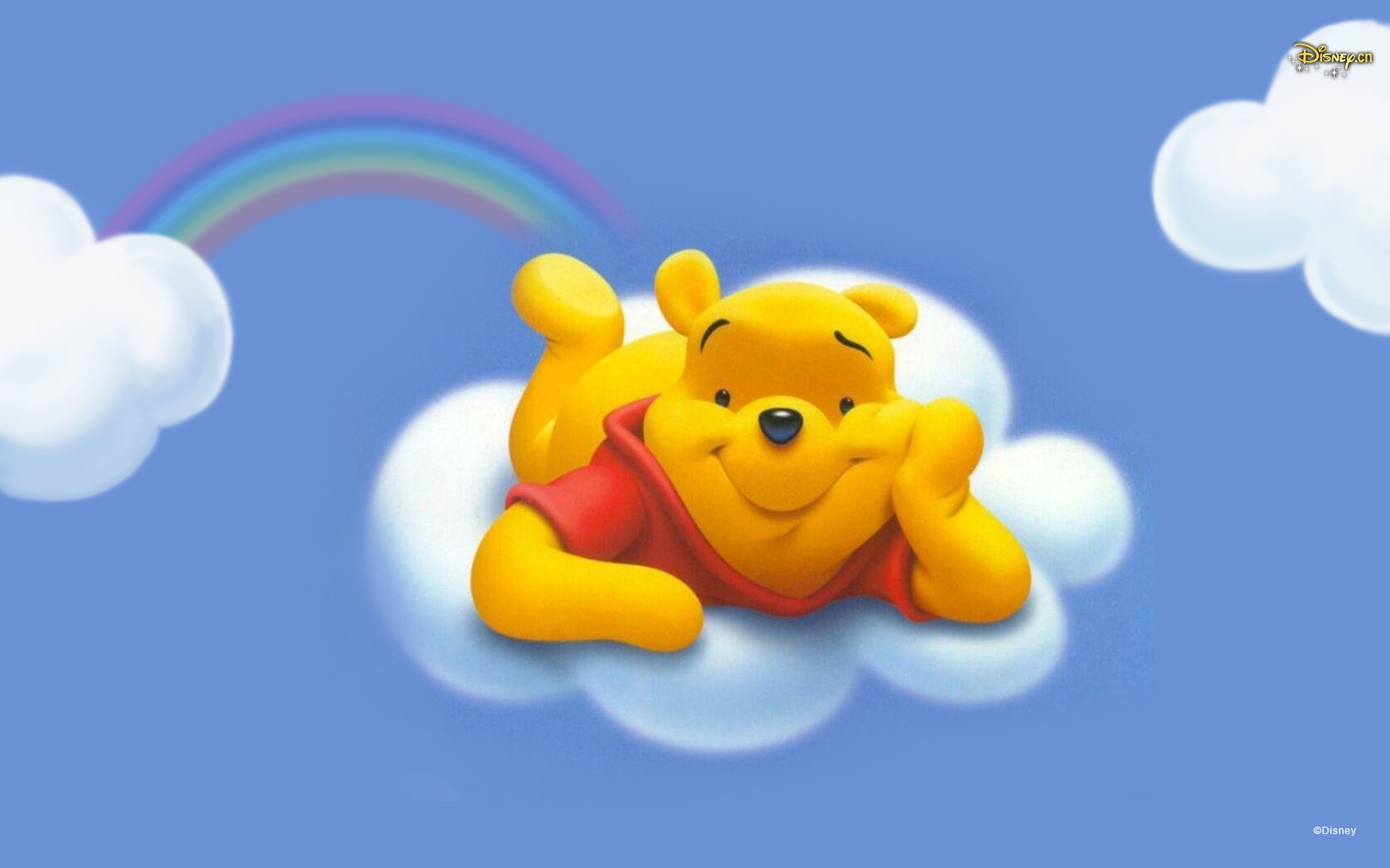 Winnie The Pooh Funny Wallpaper