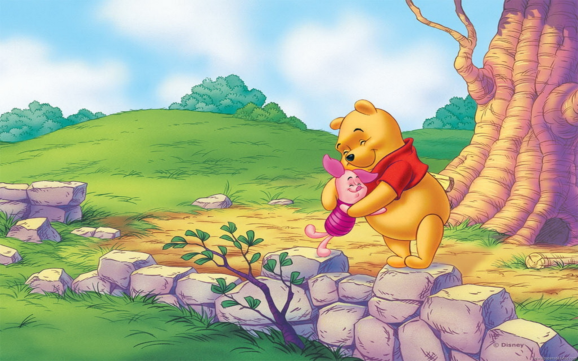 Winnie the pooh wallpaper android phones 9500 wallpaper walldiskpaper winnie the pooh wallpaper android phones voltagebd Gallery