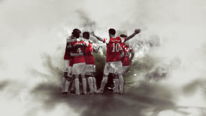 Arsenal Wallpaper HD Background 1080p