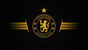 Chelsea True Blue Wallpaper