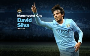 David Silva Wallpaper HD