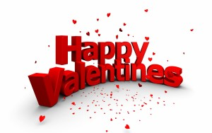 Happy Valentine Wallpaper Wide Download