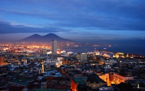 Italy Napoli Wallpapers Landscape