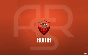 Logo Vector Design As Roma Wallpaper