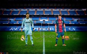 Messi Ronaldo Football Club Real Madrid Wallpaper Downloads