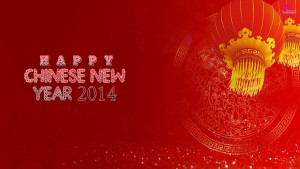 Lunar Chinese New Years 2015 Wallpaper HD