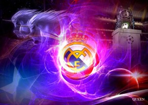Real Madrid New Logo Cool Wallpapers