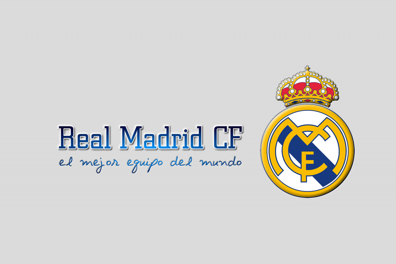 Real Madrid Wallpaper Screenaver 2015 Logo