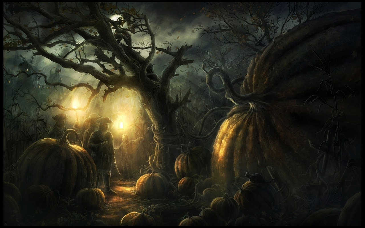 Halloween Wallpaper Free Download HD 13474 Wallpaper WallDiskPaper