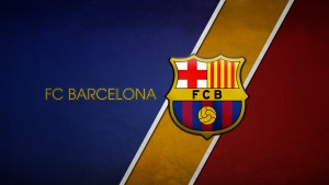 Barcelona Logo Wallpaper Free