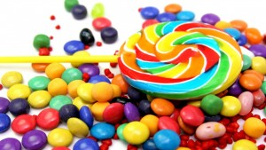 Candy Color Image