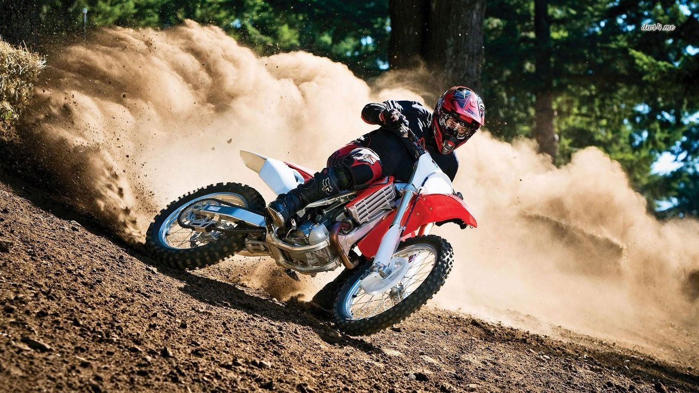 Cool Rider Motocross Sports Picture