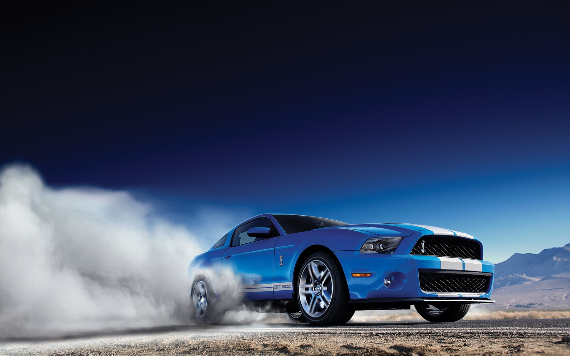 Ford Shelby GT500 Wallpaper HD Background