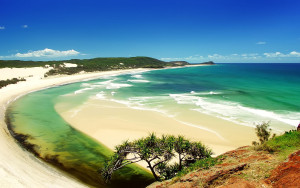 Indian Beach Wallpaper Australian
