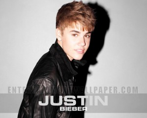 Justin Bieber Entertainment Desktop