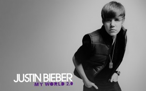 Justin Bieber World Wallpaper