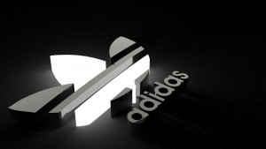 Logo Adidas 3D Sports Wallpapers