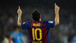 Messi Player Barcelona Sports Image HD