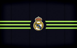 Real Madrid Simple Logo For Computer